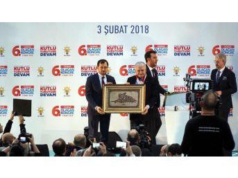 Ak Parti'nin Tekirdağ'daki Yeni Yönetimi Belli Oldu