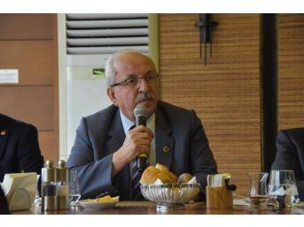 Başkan Albayrak, Çorlu'da Hizmetlerini Anlattı
