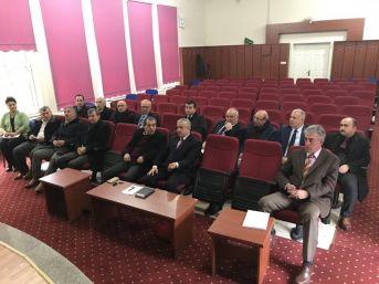 Çorlu'da Okul Müdürleri Toplantısı