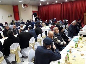 Çorlu Huzurevinden Afrin'deki Mehmetçiklere Dua