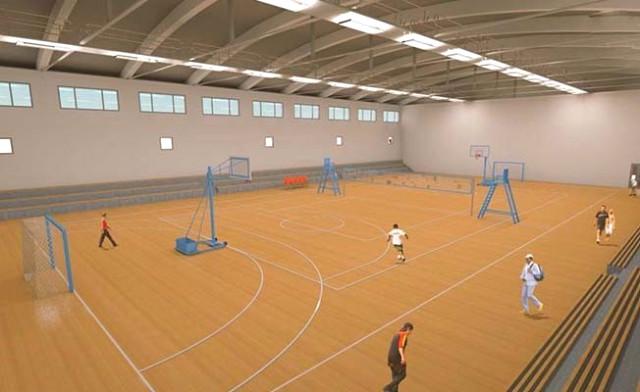 Kapaklıya Spor Salonu