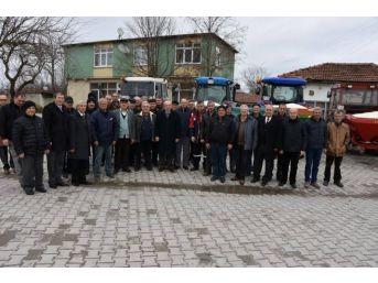 Mera İyileştirme Ve Yönetimi Projesi Ergene, Saray Ve Çerkezköy'de Devam Etti