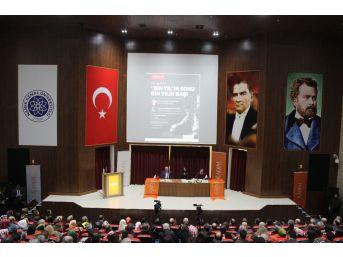 """Şentop: """"türk Silahlı Kuvvetleri İçinde Bulunan Bir Çete Vardı"""""""