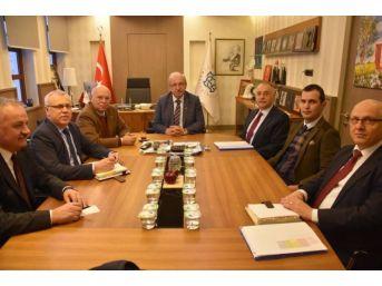 Süleymanpaşa'daki Yatırımlar Değerlendirildi
