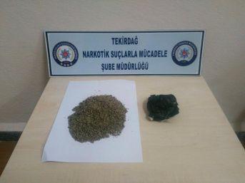 Tekirdağ'da Uyuşturucu Operasyonu: 4 Tutuklama