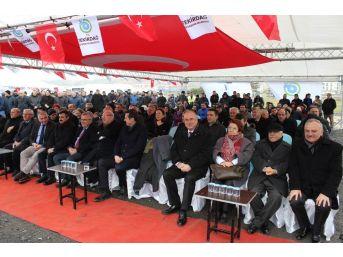 Teski'den Çerkezköy'e 7,2 Milyon Liralık Altyapı Yatırımı