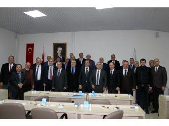 Trakya Belediye Başkanları Alpullu İçin Toplandı