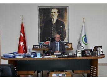 Başkan Albayrak'ın Yeşilay Haftası Mesajı