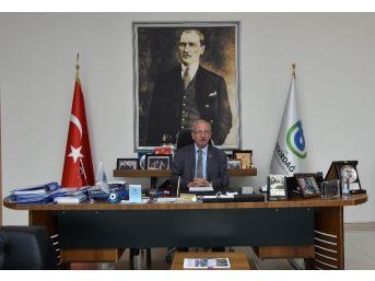 Başkan Kadir Albayrak'ın Deprem Haftası Mesajı