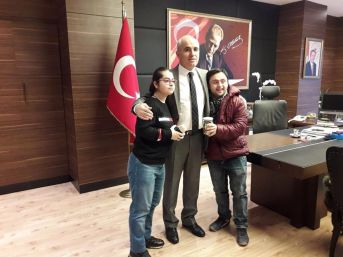 Özel Gençlerden Afrin'deki Mehmetçiklere Çok Özel Destek