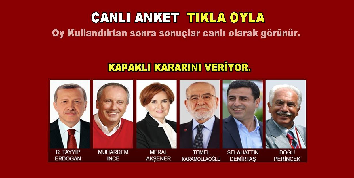 Photo of BÜYÜK 24 HAZİRAN SEÇİM ANKETİ HEMEN KATIL