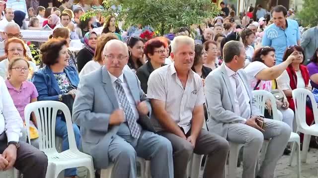 54. Uluslararası Tekirdağ Kiraz Festivali Başladı.