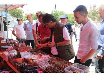 Çanakkale tarihini tanıtma tırı Kapaklı'da