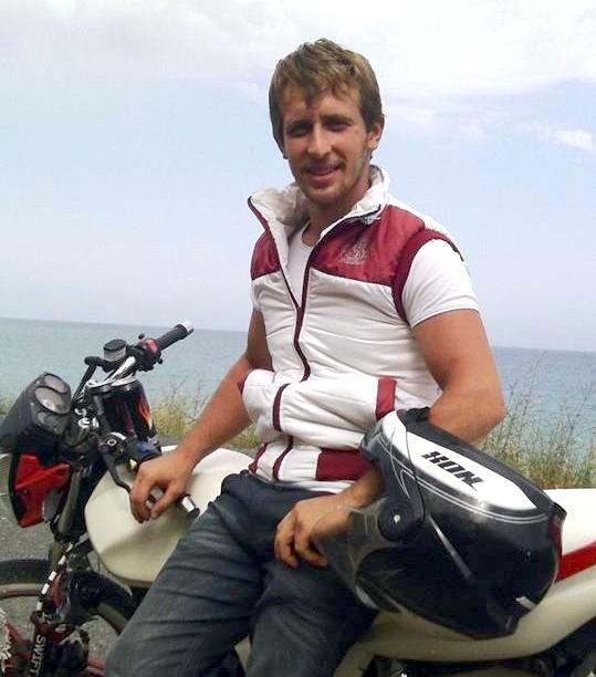 Tekirdağ Motorsiklet kazası