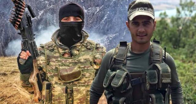 2 Askerimizin Donarak Şehit Olduğu Bölgeden Görüntüler Ortaya Çıktı