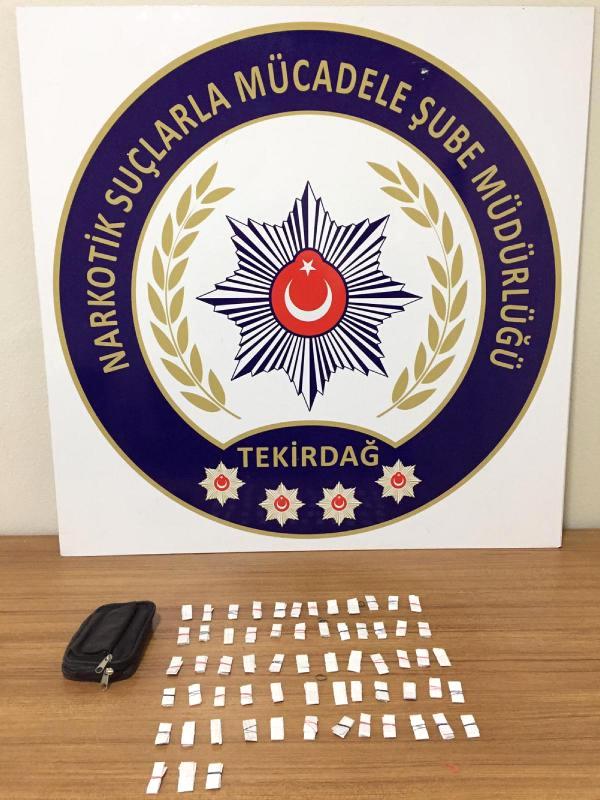 Photo of İlaç kutusuna uyuşturucu sakladılar polisten kaçamadılar.