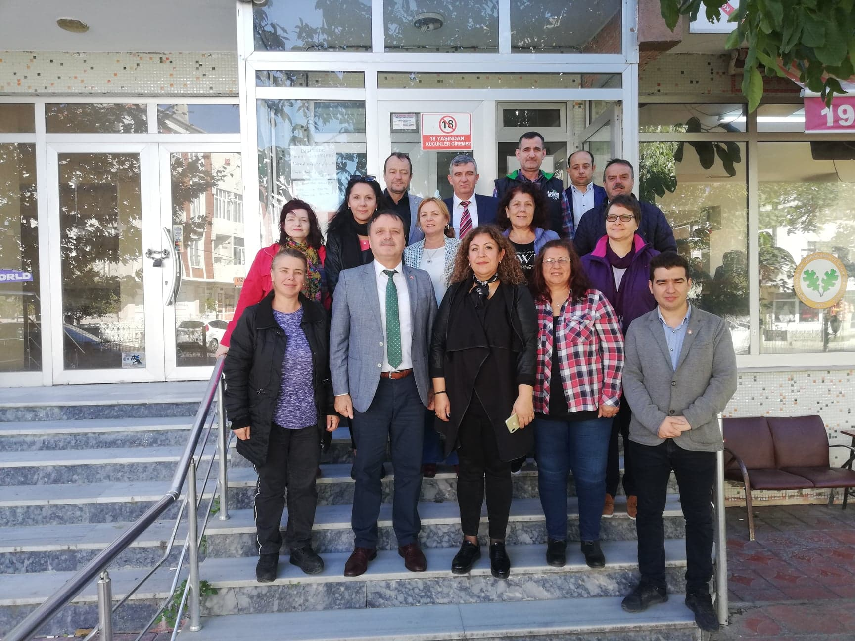 Photo of Kapaklı Kent Konseyi'nden Küçükyaylalılar'a hayırlı olsun ziyareti