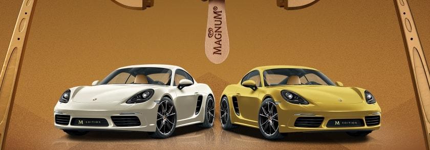 Photo of Magnum çekilişi sonuçlandı. Porsche kazananlar belli oldu.