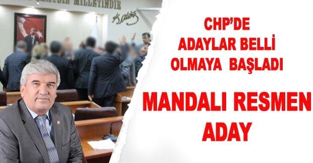 CHP Adayları