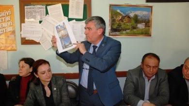 """Photo of Yusuf Çetin, """"Termik Santrali İptal Ettirenler Pınarça ve Kapaklı Halkıdır."""