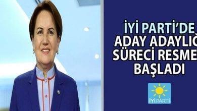 Photo of İyi Parti'de Aday Adaylığı Resmi Başvuru Süreci Başladı.