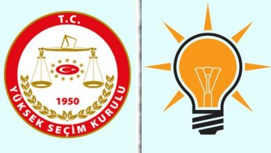 AKP'den YSK üyelerine 'şaibe' mesajı