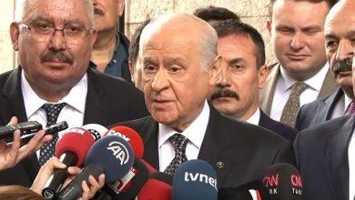"""Photo of Devlet Bahçeli, """"Seçim yenilenebilir"""" dedi."""