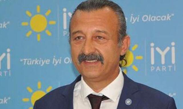 İYİ Parti İl Başkanı istifa etti!